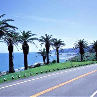 宮崎県の日南海岸