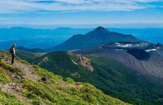 雄大な霧島の景色